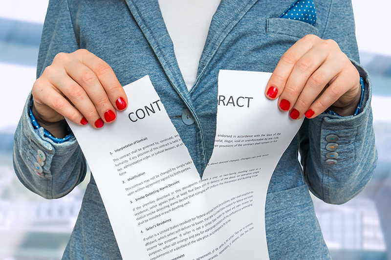 Changing Stakes of Contract Negotiations